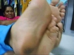 Rani s volume 9 and plus Amira s volume 8 sizeable Indian soles