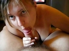Overweight Plumpish Ex Exgf with Bigt Bra buddies loved blowing off my Cum cannon