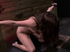 FetishNetwork Stella May sybian orgasm