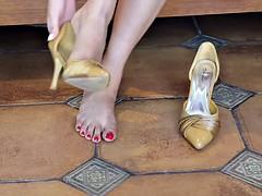 Sexy indian feet
