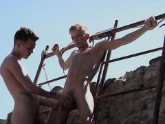 Danish Boy - Chris Jansen (Aarhus - Denmark) Gay Sex 147