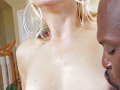 blonde ashley fires bends over for an interracial sex