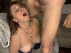 Big Ass Mommy Gets A Facial