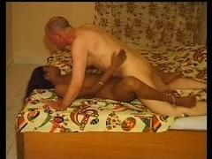 Femme au foyer, Époux mari, Indienne