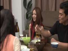 Fiance of youthful talented was invited to the my home