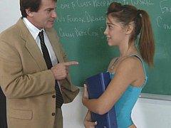 Collège université, Mignonne, Hard, Petite femme, Rousse roux, Maigrichonne, Étudiant, Adolescente