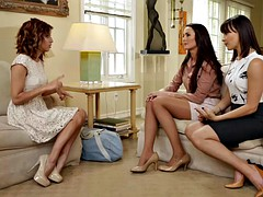 Bianca Breeze and April ONeil at GirsWay