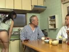 Nana, Éjaculation interne, Japonaise