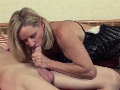 Young Stud Cheers Up Jodi West
