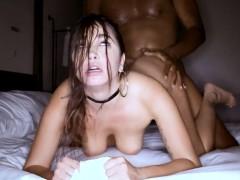 Hot Latina Squirts With Black Cock SNAPCHAT - BAMBI18XX