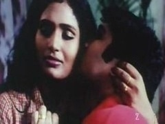 Classic Indian mallu aunty exposed with bouncing titties fine