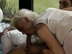 Girls in Nylon Pantyhose Stockings gets fucked 3