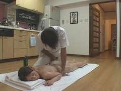 Kitchen rubdown(Japanese)