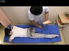 Ask For A Massage At A Secret Erogenous