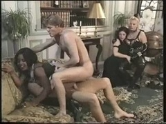 French Classic Double penetration 90s