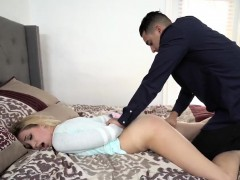 Rough redhead threesome and model hardcore gangbang Our