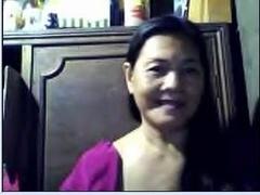 Asiatic Granny Helen -Cebu