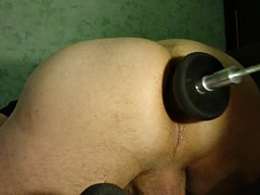 My other experience anal sex machine