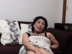 Japanese babes finger