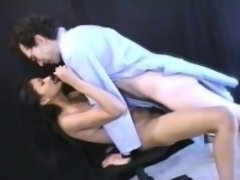 Cute Indian girl with big tits gets her hairy pussy licked and fucked