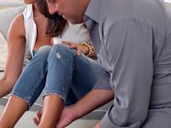 Fetiche de pies, Sexo duro