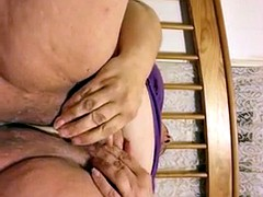 Gorda, Masturbación, Puta