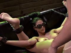 Bound Humiliation For Teen Jasmine Caro