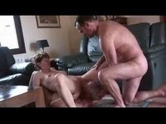 British cuckold threesome