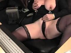 Marshall from kinkyandlonelycom - Mature big nipple