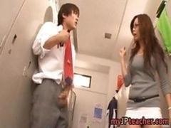 Kaori Hot Japanese Teacher Getting Part4