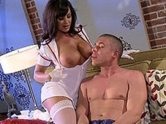 HOT Busty NURSE LISA ANN MAKES HER PATIENT Completely all BETTER WITH A HARD Having an intercourse
