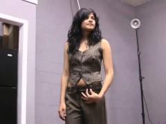 Cute Indian College Girl Natasha Nude Photo Shoot