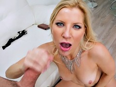 Mommy Gives Stepson a New Experience