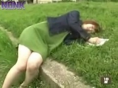 Student Broad Discovered Sleeping In Park Gets Her Clothes