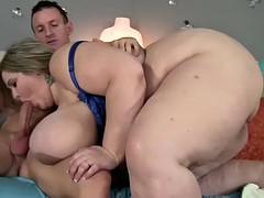 Belle grosse femme bgf, Blonde