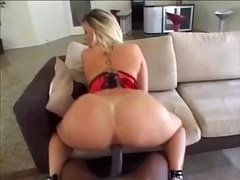 Large Bum White Broads 4 - Sara Jay