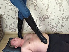 Bottes, Femme dominatrice