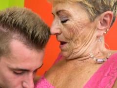 Old pensioner gets nailed