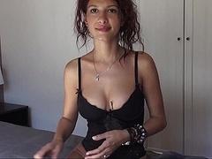 18 ans, Incroyable, Mignonne, Lingerie, Réalité, Adolescente, Nénés, Webcam