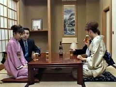 アジア人, イく瞬間, グループ, ハードコア, 日本人