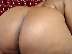 African bbw booty