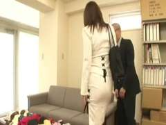 working thick hooter mummy 1-Sayuri Mikami-by PACKMANS