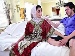 Arabisch, Sperma shot, Vrouw, Hardcore