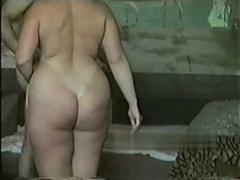 Belle grosse femme bgf, Fait maison, Russe