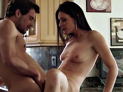 SweetSinner Hot MILF India Summer gets Young Cock