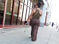 Jiggle Butt Latina Booty
