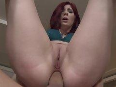 Анальный секс, Минет, Рыжие