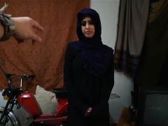 Arab teen picked up for sex
