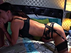 jessica jaymes suck and fuck a big hard dick, big booty