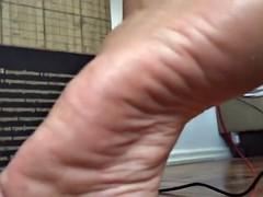 Candid feet #179